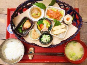 和食 | タナココ薬局、接骨・鍼灸院、よもぎ蒸し、カフェ