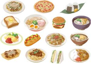 食事 | タナココ漢方、接骨・鍼灸院、よもぎ蒸し、カフェ