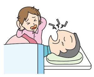 いびき | 漢方薬局,接骨,鍼灸院,よもぎ蒸し,カフェ,相模原