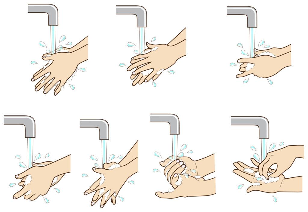 手洗い,妊婦,妊娠,新型コロナウイルス,漢方薬局,相模原