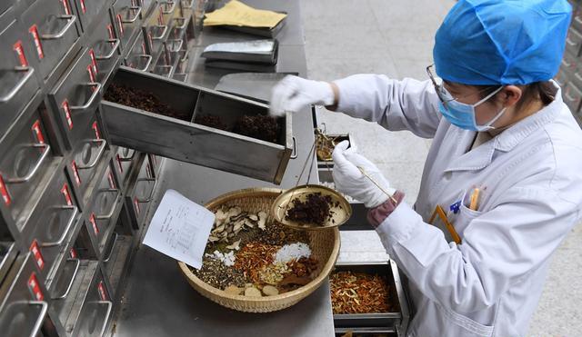 中国清肺排毒湯