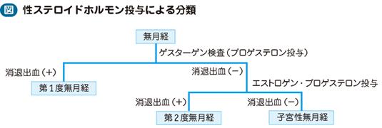 無月経の分類<相模原 漢方 鍼灸 接骨 タナココ>