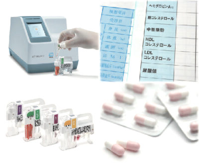 相模原、血液検査、HbA1c、脂質、零売、タナココ